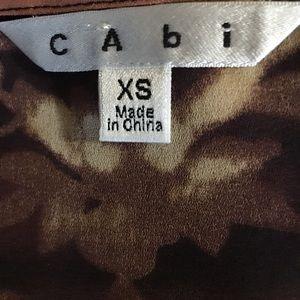 CAbi Tops - CAbi shadow cami tank top SIZE::XSMALL